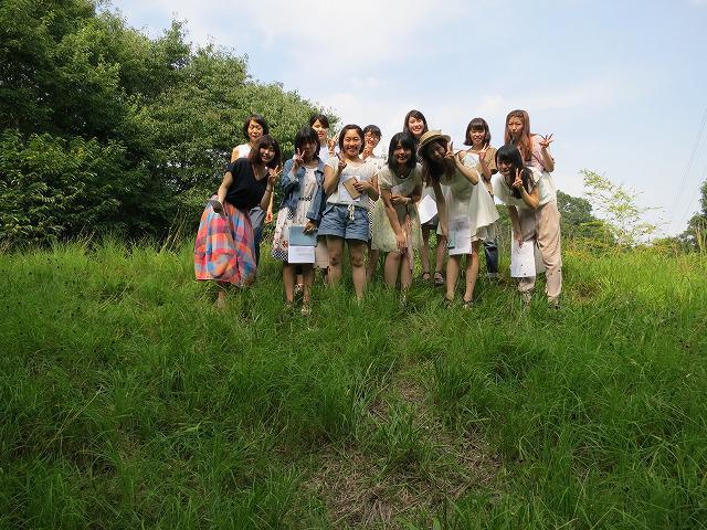 目神山の家の見学