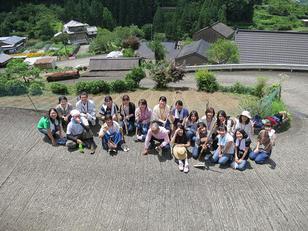 十津川村にて暮らし体験